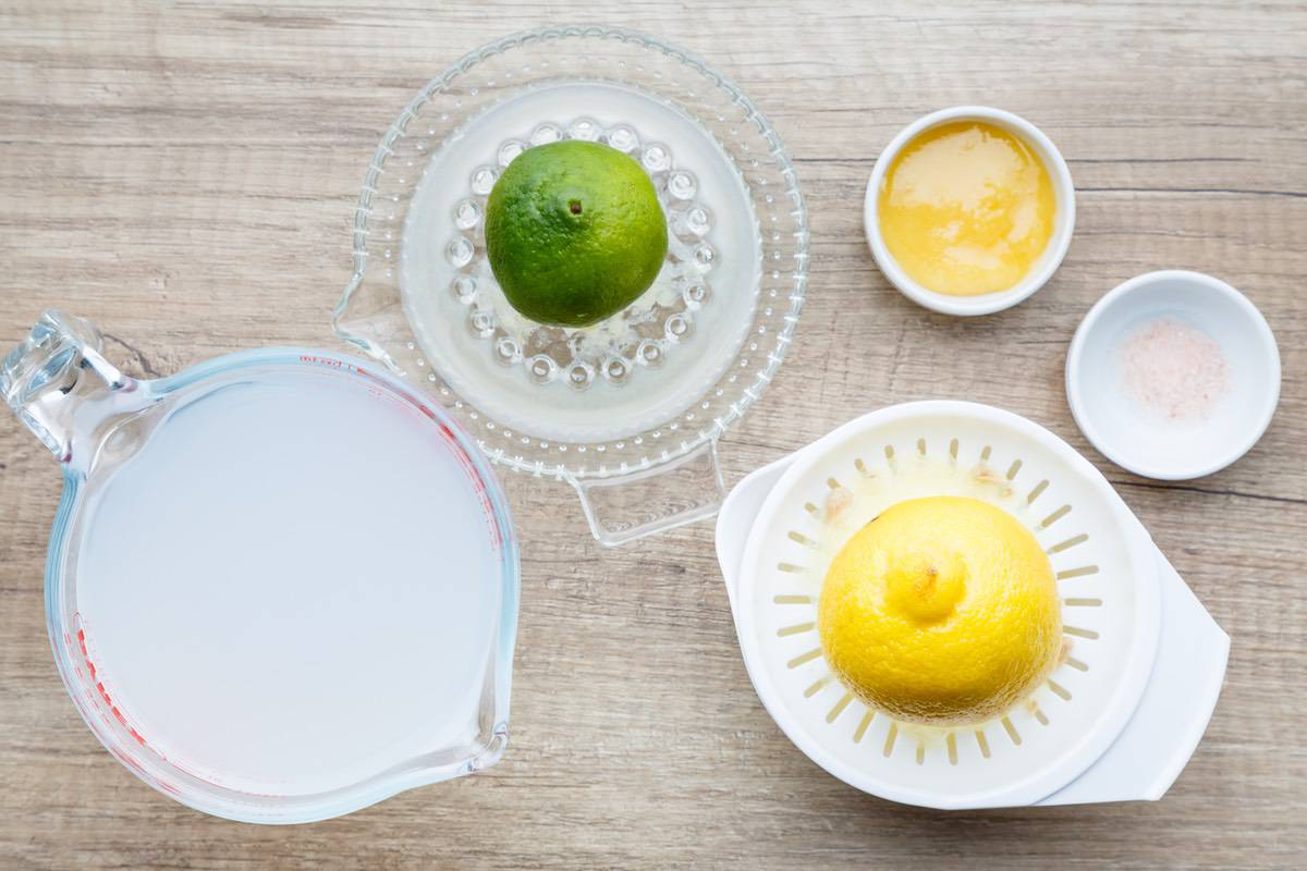 lemon lime soda electrolyte drink
