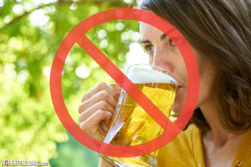 Eliminate Alcohol from Your Diet